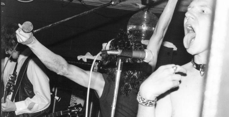 Punk : les derniers rebelles du rock |