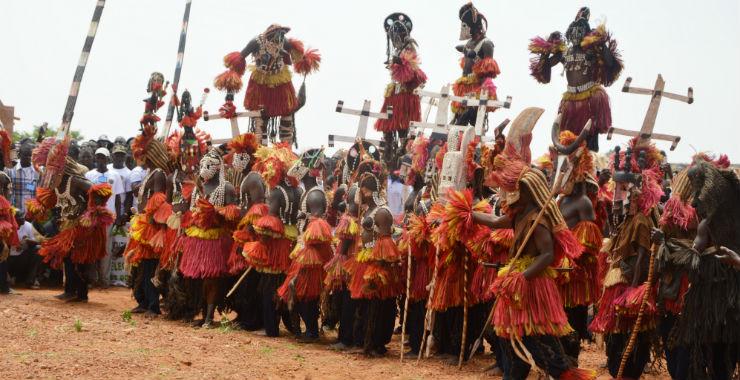 Le rythme des peuples, épisode 3 : Afrique |