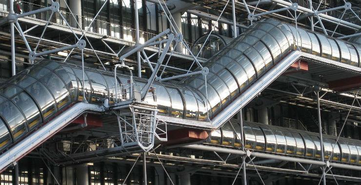 Le Centre Pompidou fête ses 40 ans |