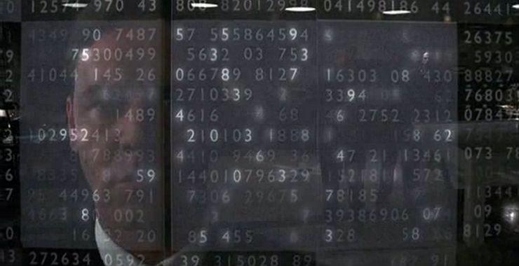 Les mathématiques sur grand écran |