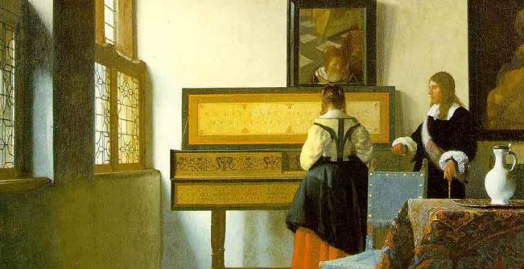 Vermeer, à redécouvrir aussi en bibliothèque |