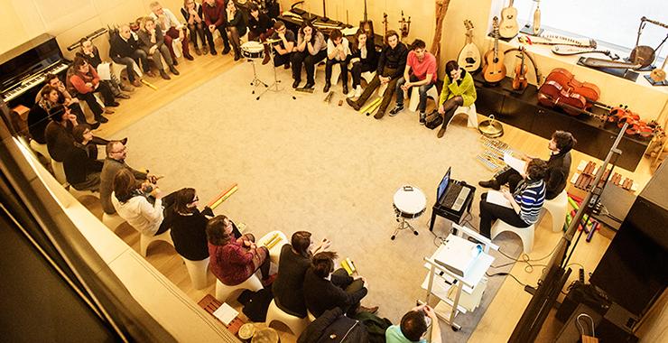 Ateliers et concerts participatifs avec la Philharmonie de Paris |
