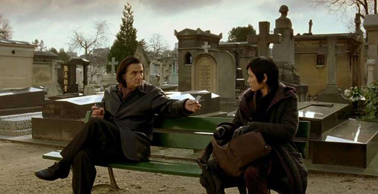 Les cimetières parisiens au cinema |