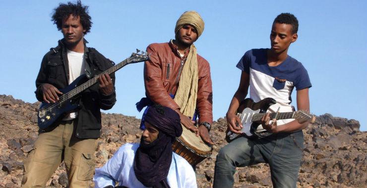"""Souleymane Ag Anara : """"La musique est très importante dans la culture touareg""""  """