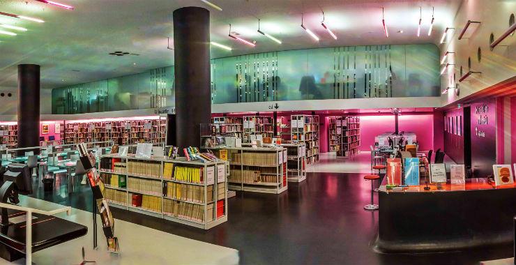 Découvrez le rayon musique de la Bibliothèque du cinéma François Truffaut |