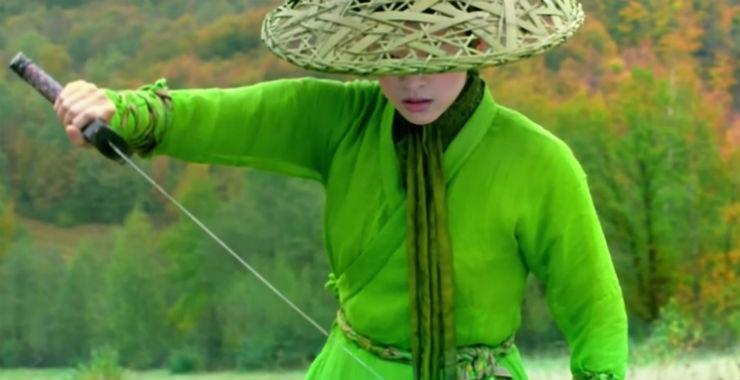 Wu Xia Pan : le sabre à l'honneur |