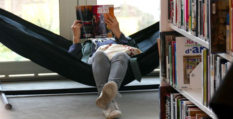 L'été des bibliothèques