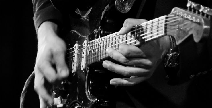 La guitare blues |