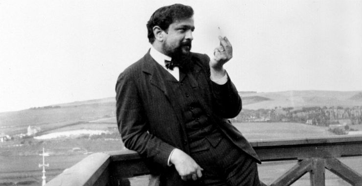 Claude Debussy (crédit photo : Roger Viollet)