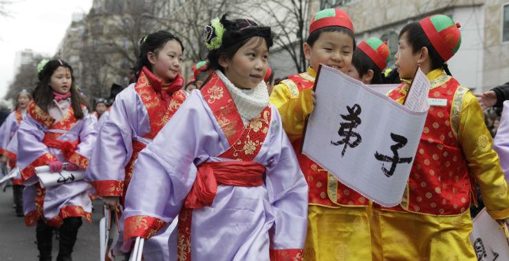 Fêtons le Nouvel An Chinois |