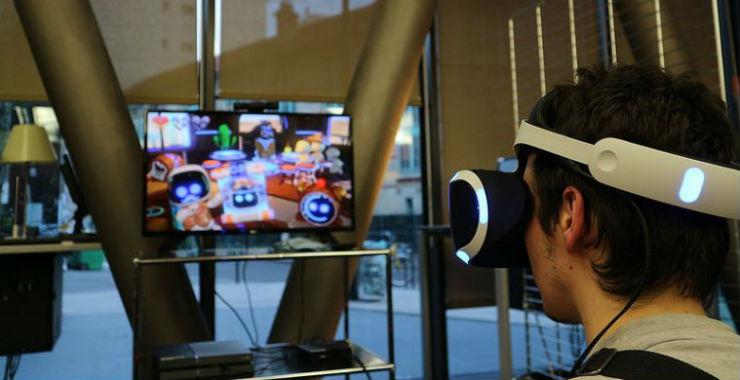 Faites l'expérience de la réalité virtuelle |