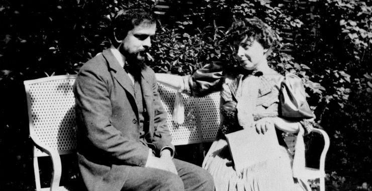 9 visages de Claude Debussy |