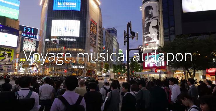 Voyage musical au Japon |