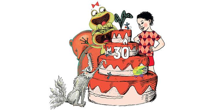 Didier Jeunesse fête ses 30 ans  