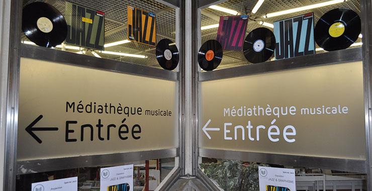 Découvrez la médiathèque musicale de Paris |