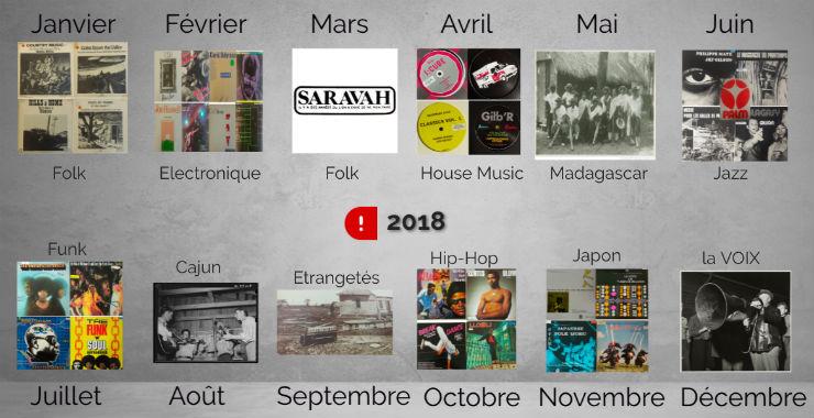 2018 en 12 mix |
