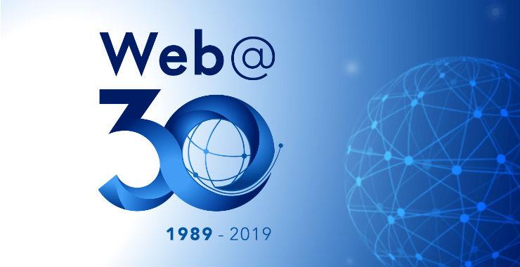 Le web a 30 ans : bon anniversaire ! |