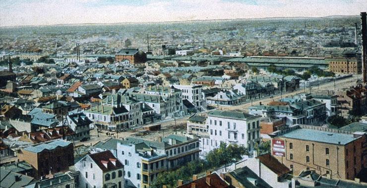 New-Orleans #2 : Storyville, berceau du jazz où le piano etait roi |