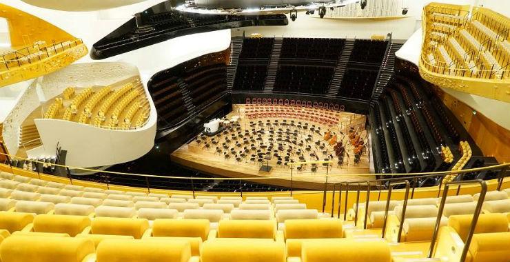 Les nouveautés de la Philharmonie |