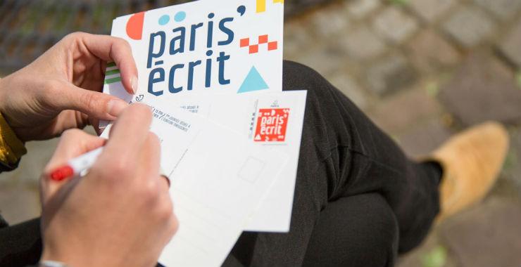 Paris'écrit |