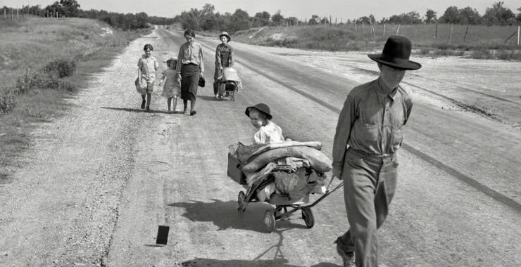 La crise de 1929 et la grande dépression |
