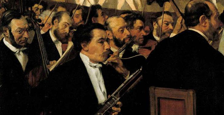 Degas à l'Opéra |