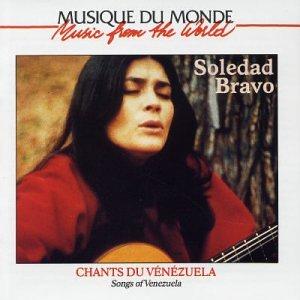 Soledad Bravo - Chants du Vénézuela