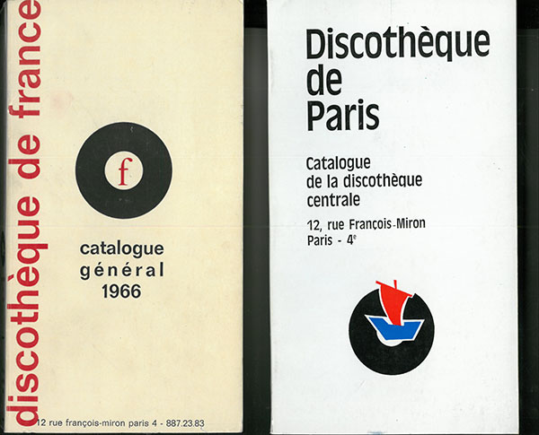 photo des catalogues – Crédits MMP