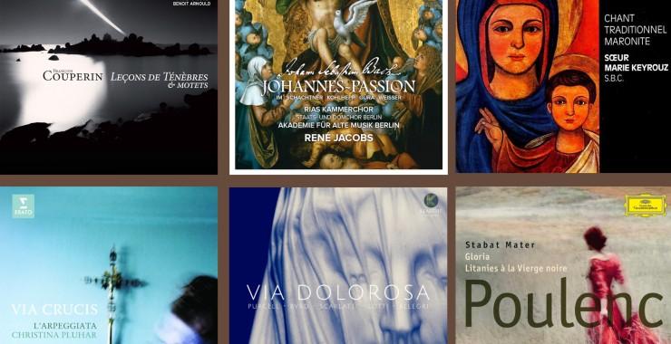 Des musiques pour la liturgie de Pâques |