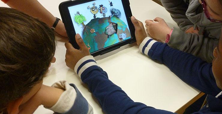 Storyplayr, la bibliothèque numérique des enfants |