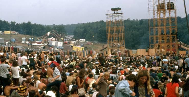 Festivals et concerts mythiques |