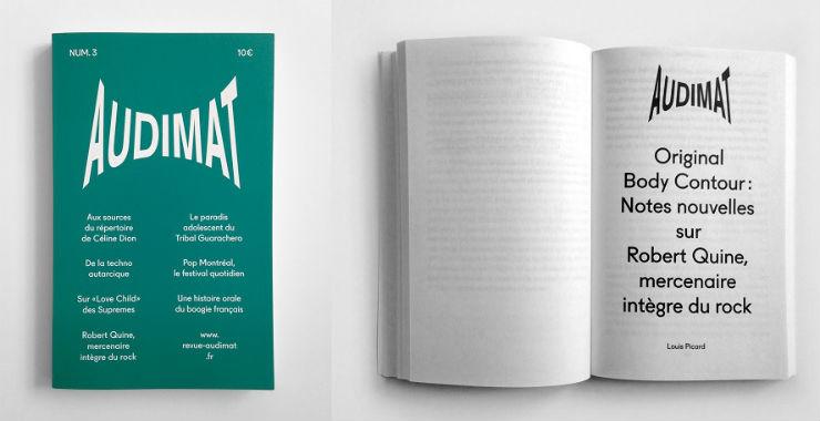 Nos partenaires : Audimat et Musique Journal |