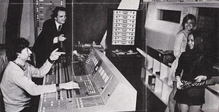 Histoire(s) de studios |
