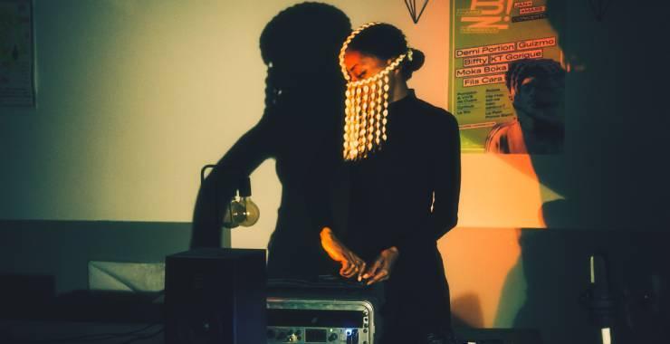 African dancefloor |