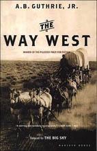La route de l'Ouest - livre