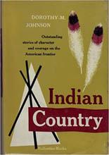 Contrée indienne - livre