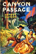 Le Passage du canyon - livre