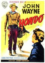 Hondo, l'homme du désert - film