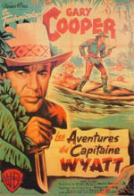 Les aventures du capitaine Wyatt - film