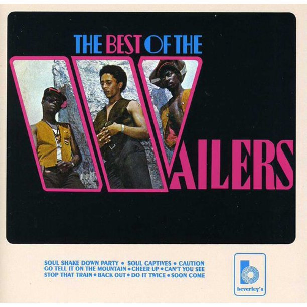 The best of the Wailers |
