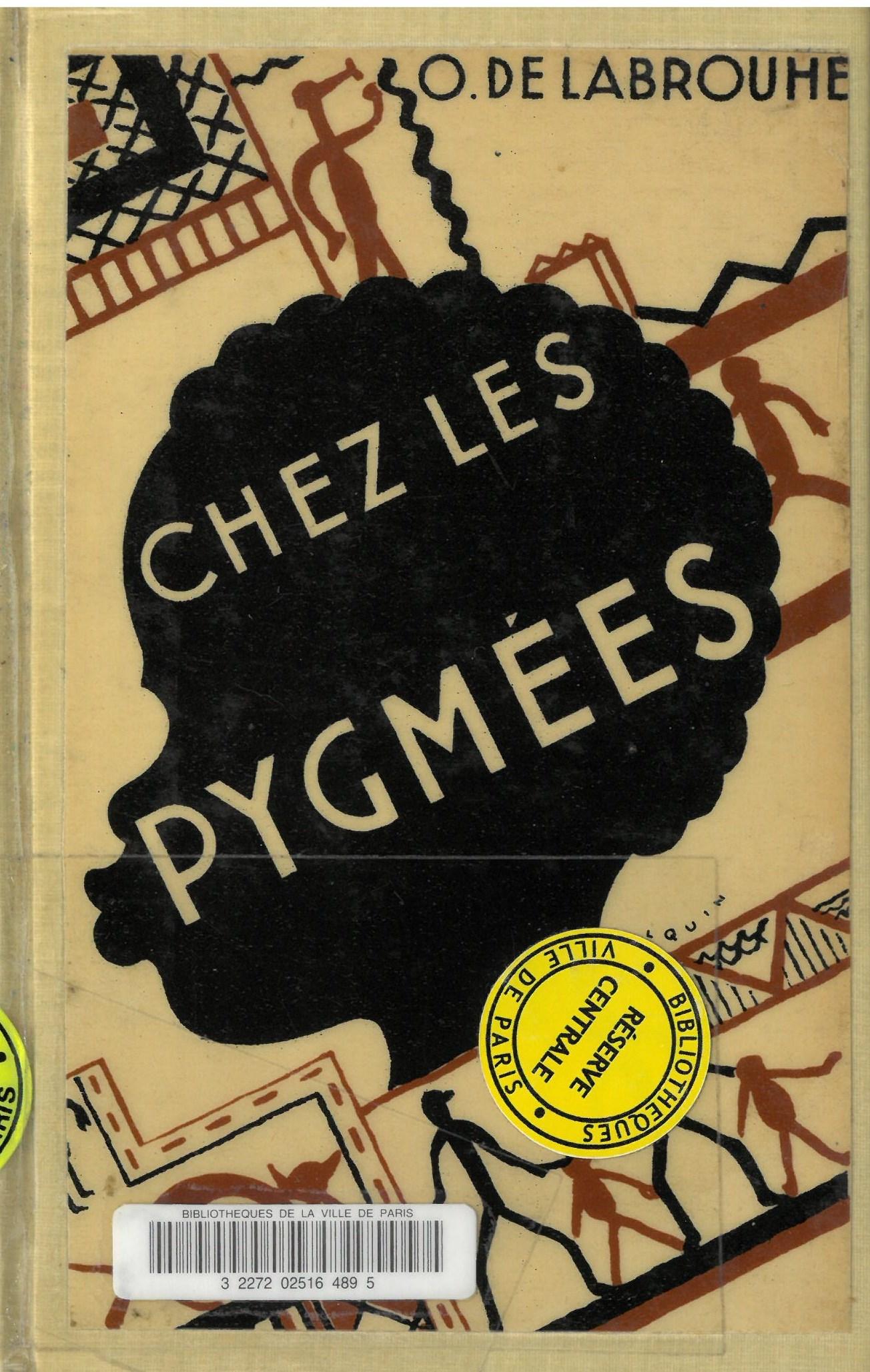 Chez les pygmées   O. de Labrouhe
