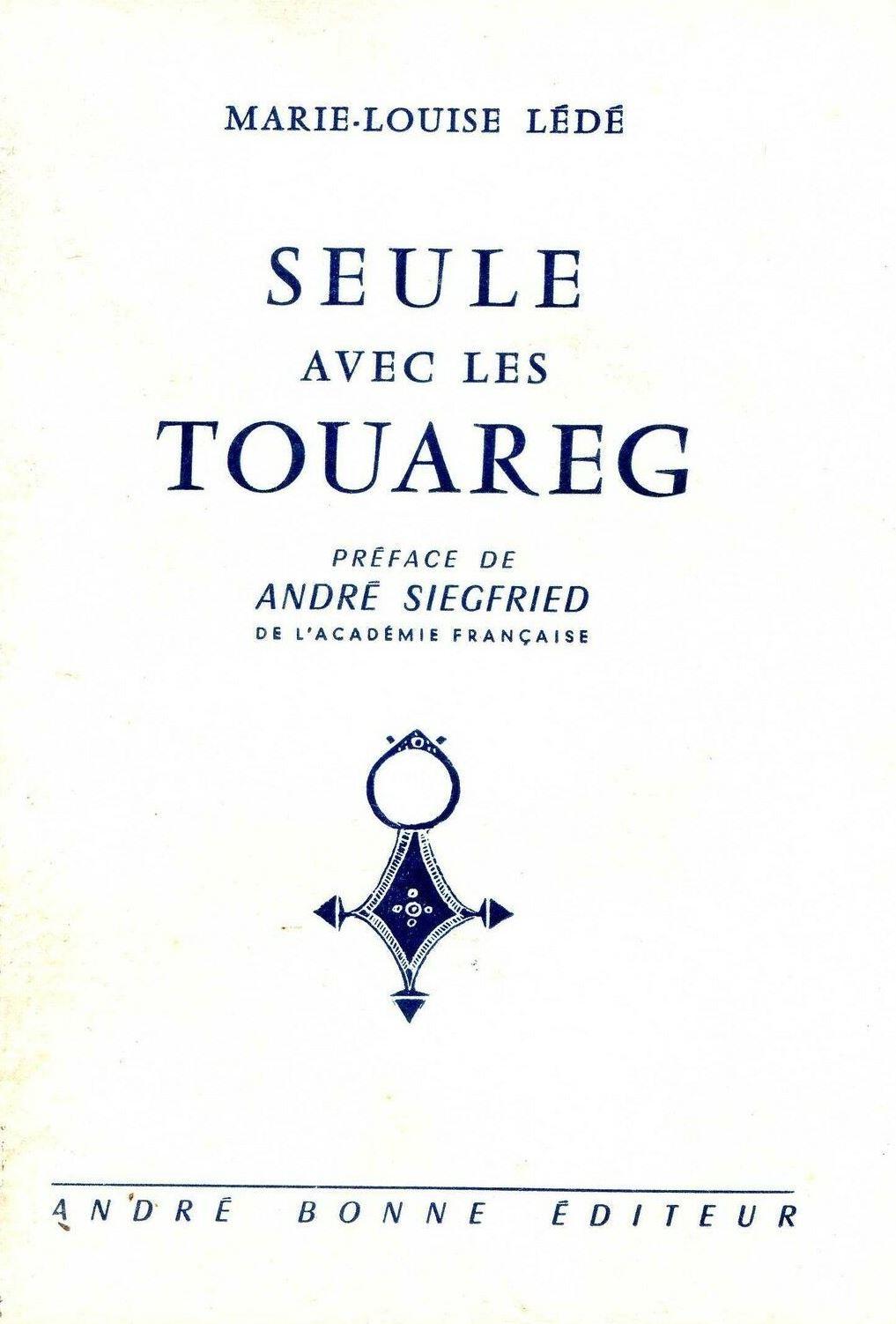Touareg du Hoggar   Marie-Louise Lédé