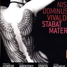 Nisi dominus. Crucifixus. Stabat mater | Antonio Vivaldi (1678-1741)
