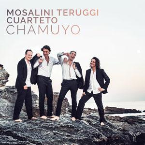 Mosalini Teruggi cuarteto - Chamuyo