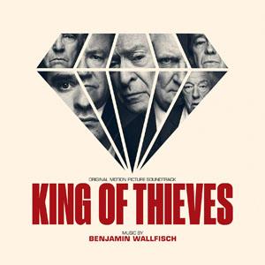 King of thieves = Gentlemen cambrioleurs : BO du film de James Marsh |