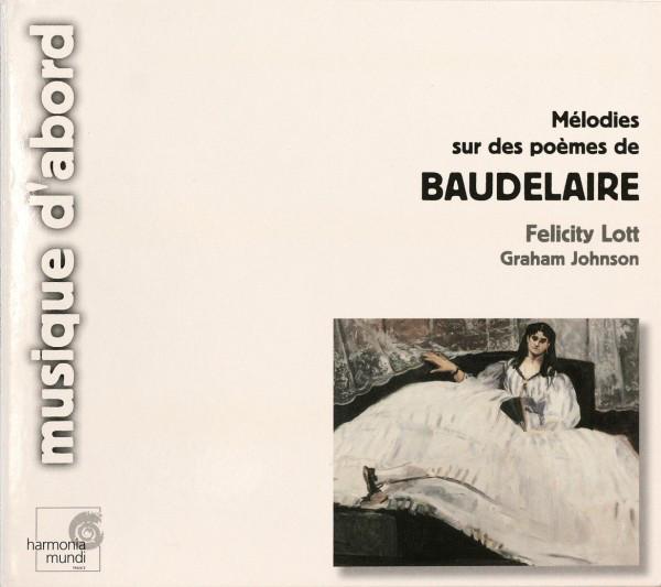 Mélodies sur des poèmes de Charles Baudelaire |