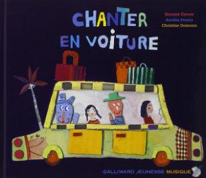 biblioth ques de la ville de paris chanter en voiture. Black Bedroom Furniture Sets. Home Design Ideas