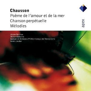 Poèmes de l'amour | Ernest Chausson (1855-1899)