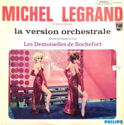 Les demoiselles de Rochefort : B.O. du film de Jacques Demy |