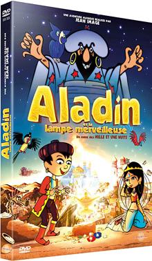 Aladin et la lampe merveilleuse  : un conte des mille et une nuits | Jean Image